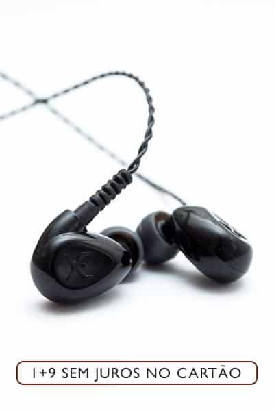 Fone De Ouvido In Ear Com 2 Microdrives Xtreme One