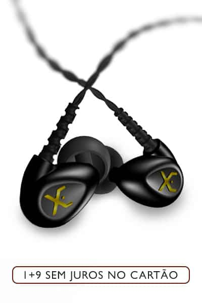 Fone De Ouvido In Ear Xtreme One One Plus