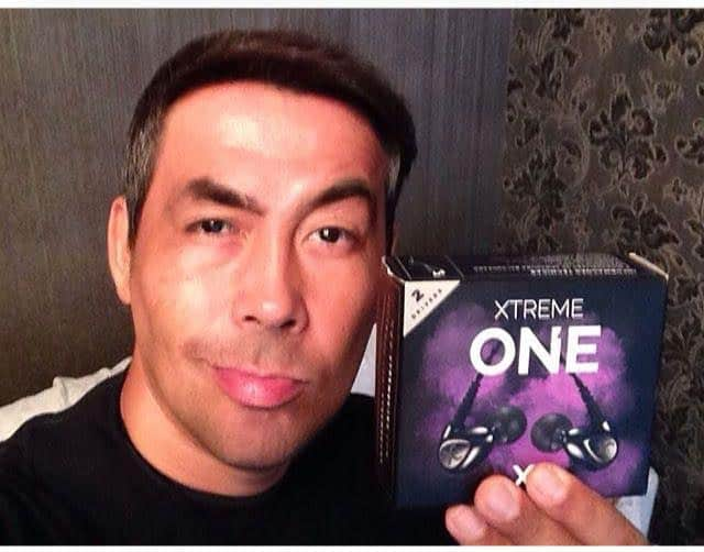 Fones In Ear Xtreme One indicado por China de Castro