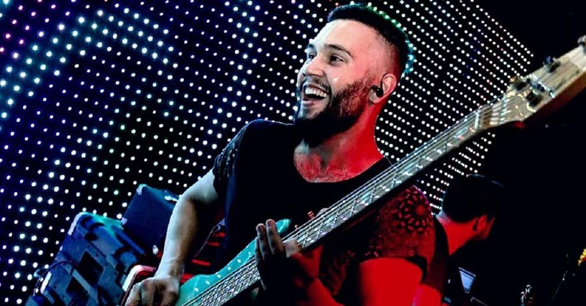 Renan Fasolo – Baixista Da Dupla Diego E Gabriel Usa Xtreme One Plus