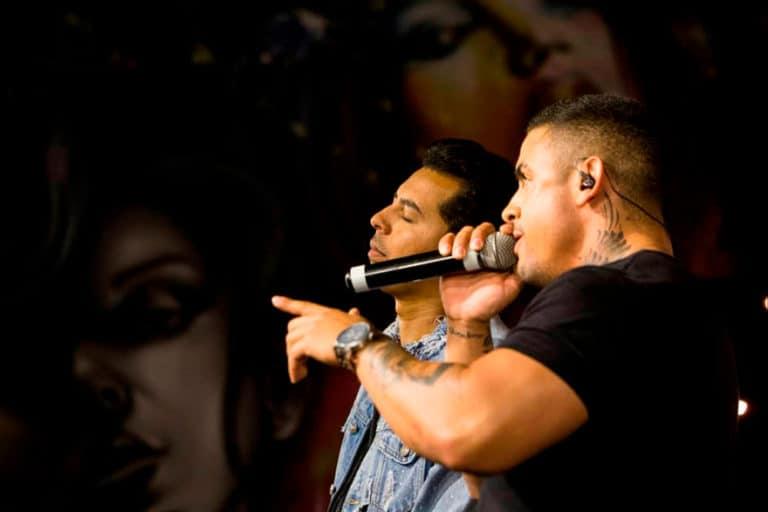 Márcio e Fernando